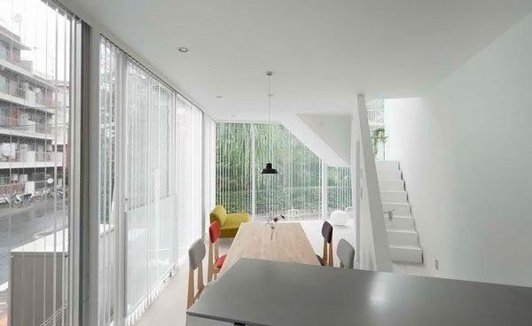 61 Thiết kế nhà kính nổi bật tại Nhật Bản qpdesign