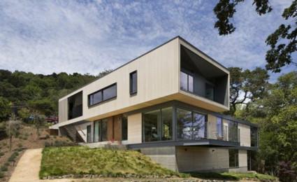 Biệt thự theo phong cách hiện đại tuyệt đẹp tại California