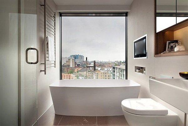 penthouse 12 Căn hộ Penthouse tại Anh với thiết kế ấn tượng qpdesign