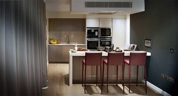penthouse 5 Căn hộ Penthouse tại Anh với thiết kế ấn tượng qpdesign
