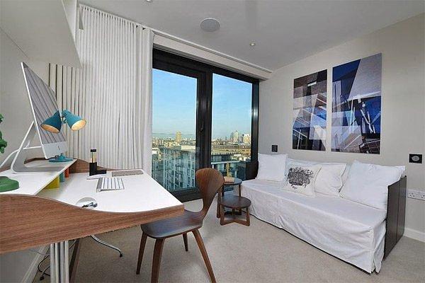 penthouse 8 Căn hộ Penthouse tại Anh với thiết kế ấn tượng qpdesign