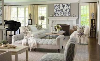 14 thiết kế phòng khách đẹp và sang trọng cho biệt thự