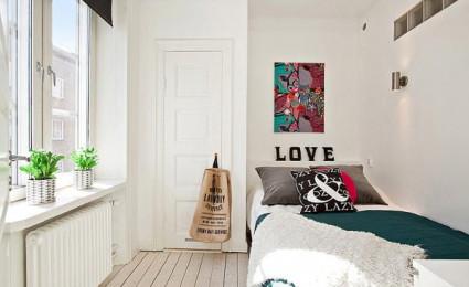 Gợi ý cho thiết kế phòng ngủ diện tích nhỏ