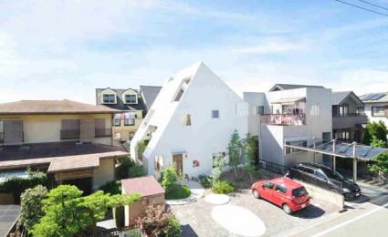 Ngôi nhà với thiết kế không gian mở tại Nhật Bản