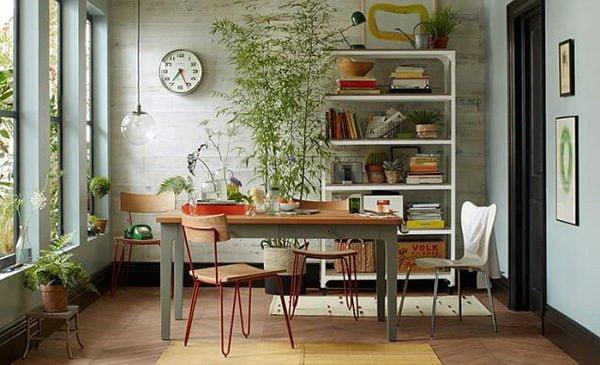 phong an 14 15 mẫu phòng ăn theo phong cách công nghiệp ( LOFT STYLE ) qpdesign