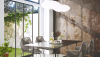 small modern dining room 100x57 20 mẫu phòng ăn phong cách hiện đại mang cảm hứng cho bạn qpdesign