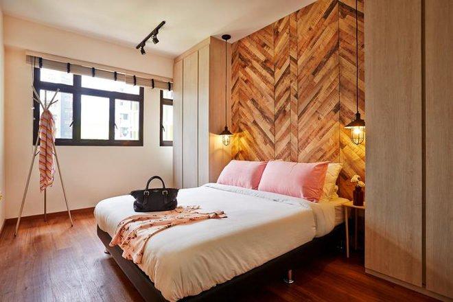 Căn hộ chung cư với thiết kế không gian tạo cảm giác vui vẻ