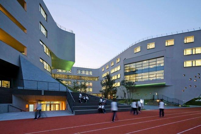 Beijing-4-High-School