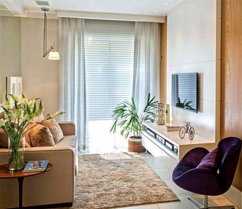 Giợi ý thiết kế phòng khách có diện tích nhỏ