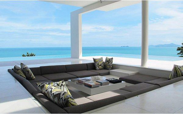 biet thu 4 Biệt thự biển tại Thái Lan qpdesign