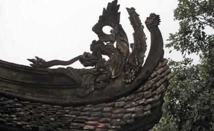 Ngôi đình 300 năm tuổi vẫn nguyên vẹn ở Bắc Giang
