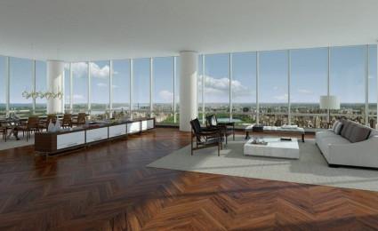 Bên trong căn hộ penthouse siêu sang 100 triệu USD