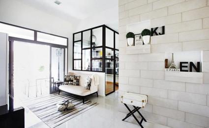 Nội thất căn hộ mang phong cách thanh lịch Pháp