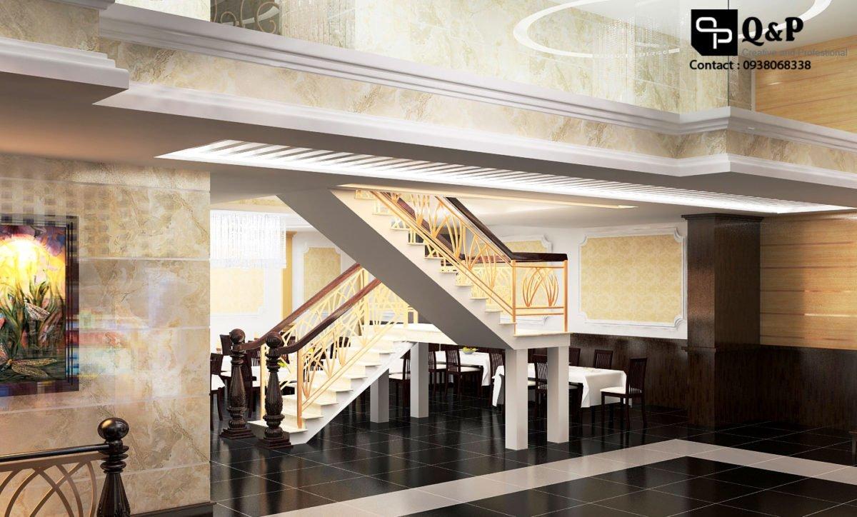 Khách sạn Golden Crown