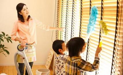 5 bí quyết dọn nhà sạch đẹp đón Tết