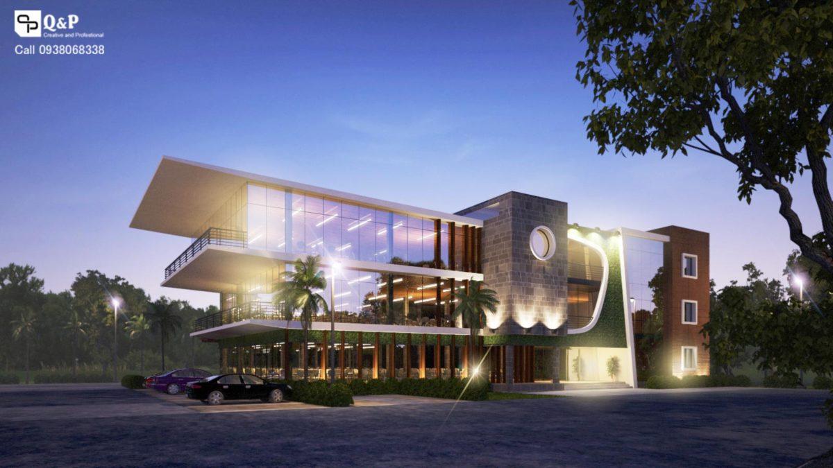 Thiết kế Nhà Hàng SAMI