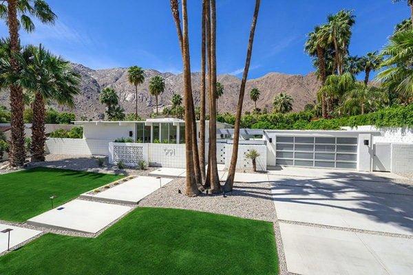biet thu hien dai 18 Biệt thự sân vườn tuyệt đẹp tại Mỹ. qpdesign
