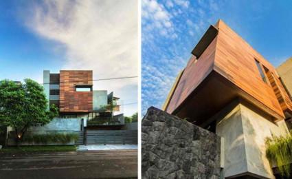 Biệt thự hiện đại tại Indonesia