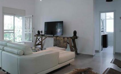Căn hộ chung cư ấn tượng tại Israel