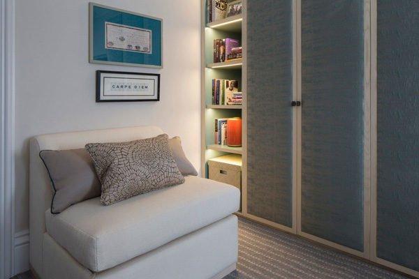 chung cu 10 Chung cư phong cách cổ điển tại London. qpdesign