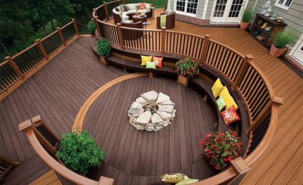 16 thiết kế mái hiên cho khu vườn của bạn.