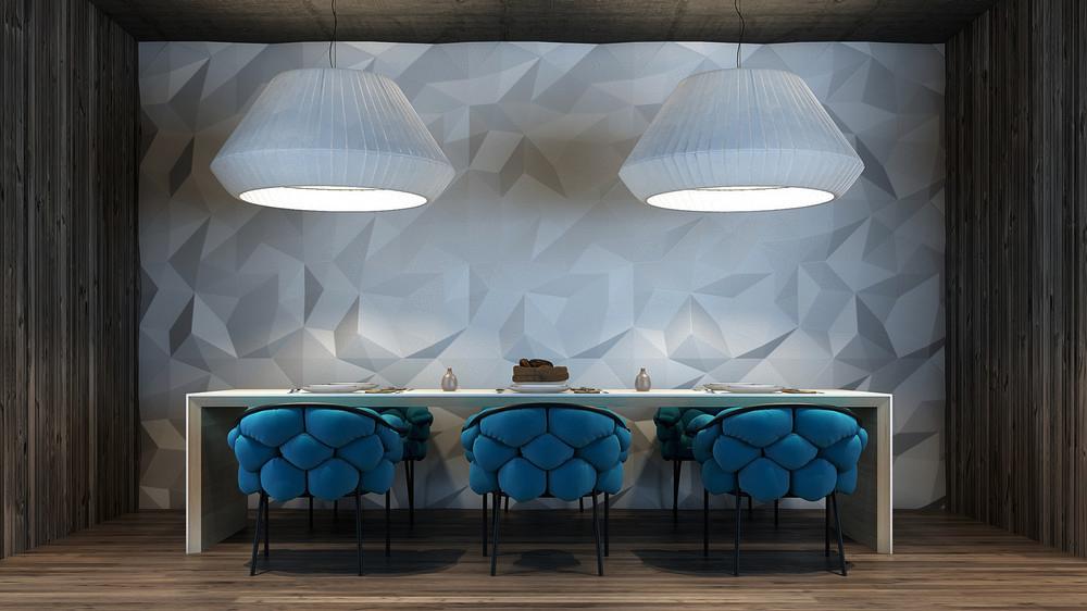 geometric-wall