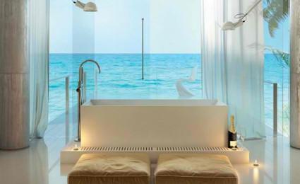 Một số mẫu thiết kế nhà tắm nổi bật của MOMA Design.