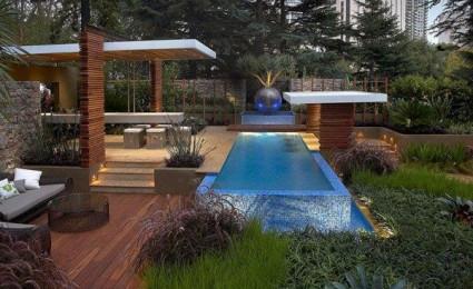 Một số mẫu thiết kế sân vườn sang trọng cho biệt thự của bạn.