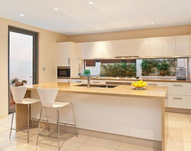 thiet ke nha bep 4 Một số tiêu chuẩn cần lưu ý khi thiết kế nhà bếp. qpdesign