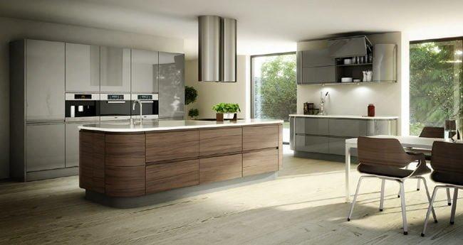 thiet ke nha bep 5 Một số tiêu chuẩn cần lưu ý khi thiết kế nhà bếp. qpdesign