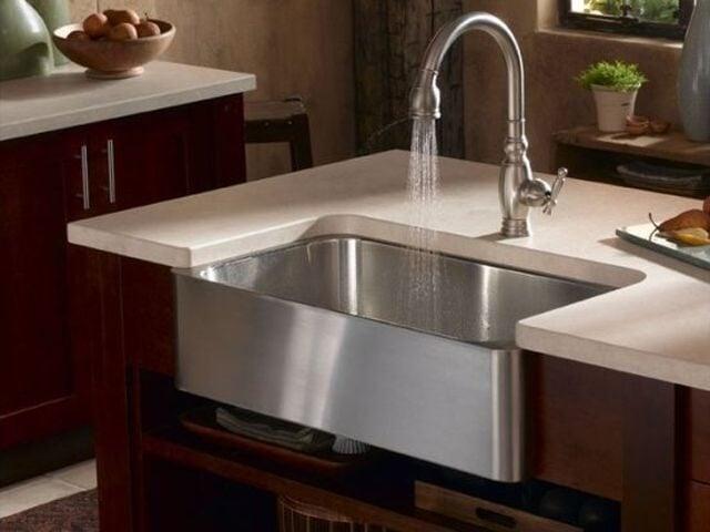 thiet ke nha bep 8 Một số tiêu chuẩn cần lưu ý khi thiết kế nhà bếp. qpdesign