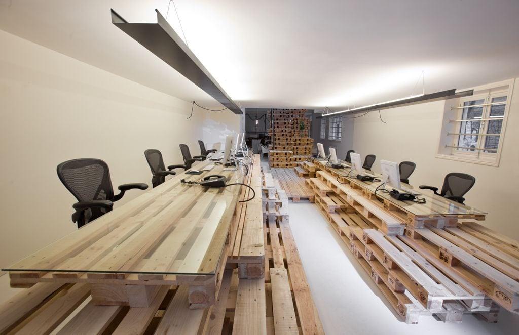 thiet ke van phong 1 Các tiêu chí thiết kế nội thất văn phòng làm việc. qpdesign