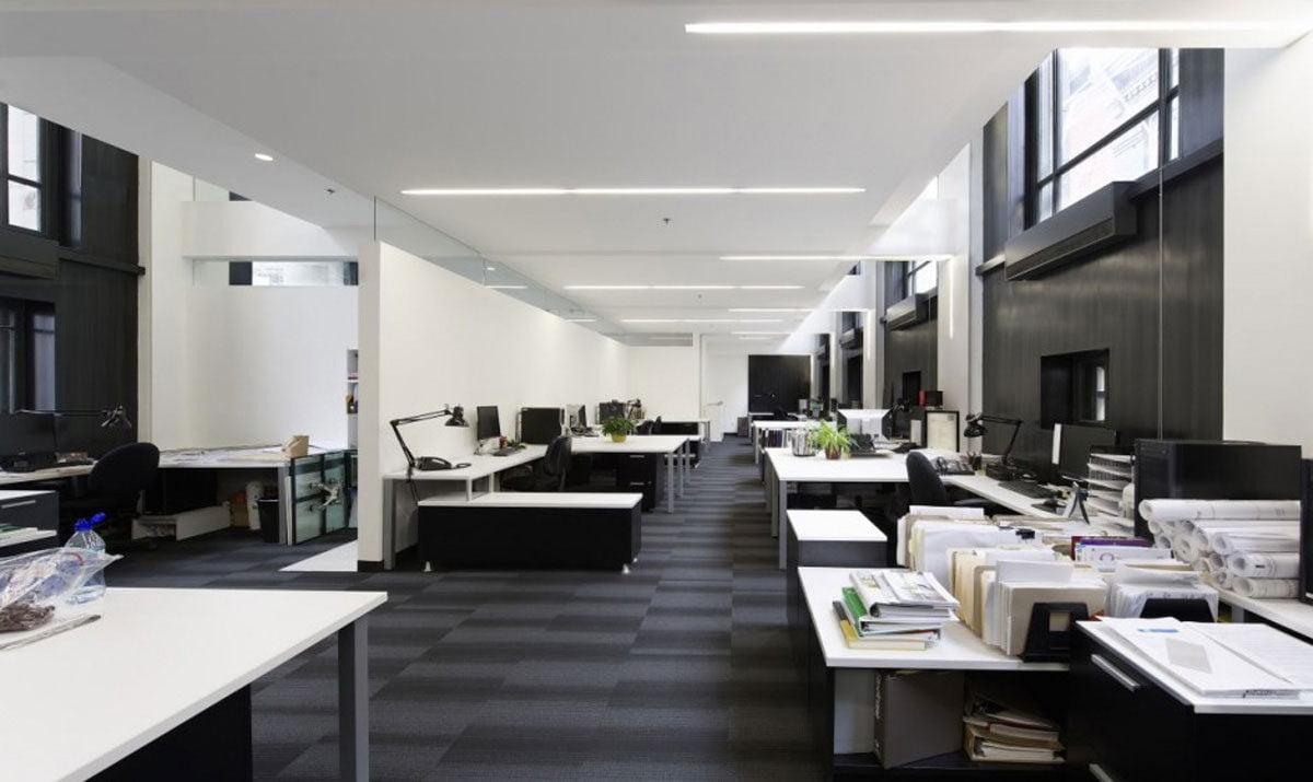 thiet ke van phong 3 Các tiêu chí thiết kế nội thất văn phòng làm việc. qpdesign