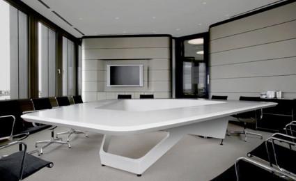 Các tiêu chí thiết kế nội thất văn phòng làm việc.