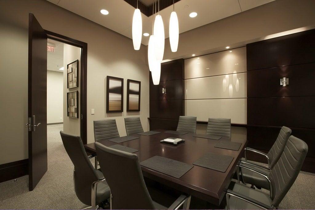 thiet ke van phong 8 Các tiêu chí thiết kế nội thất văn phòng làm việc. qpdesign