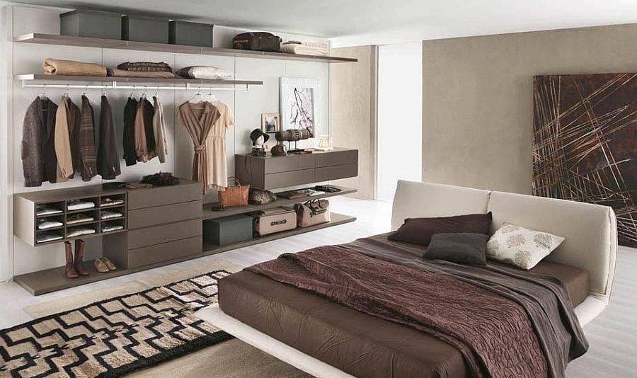 10 mẫu tủ áo đẹp cho phòng ngủ của bạn