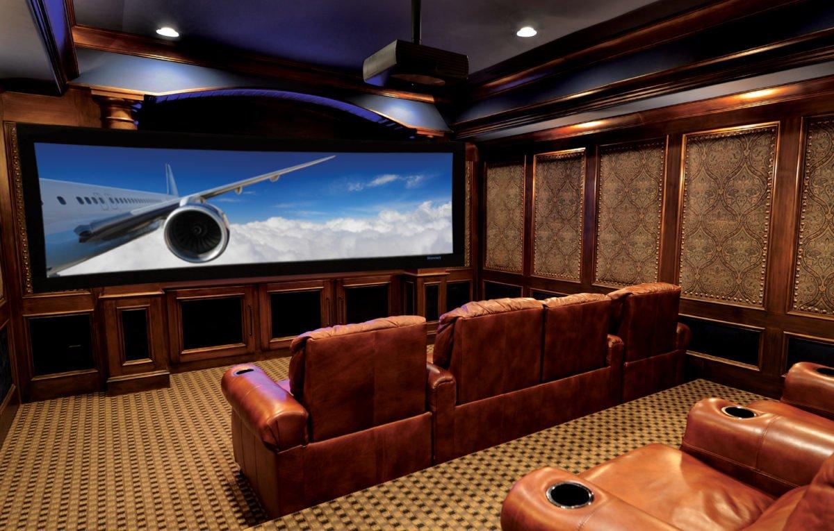 Home theater 16 Thiết kế phòng chiếu phim tại gia qpdesign