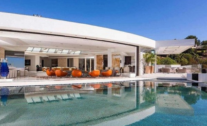 Biệt thự triệu đô cực ấn tượng tại Los Angeles