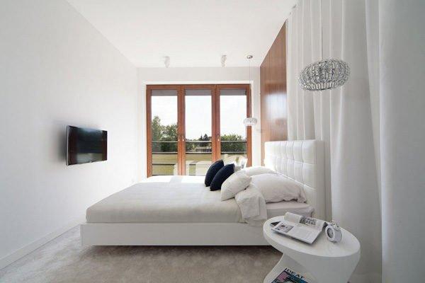 biet thu hien dai 102 Biệt thự phong cách minimalism tại Ba Lan qpdesign