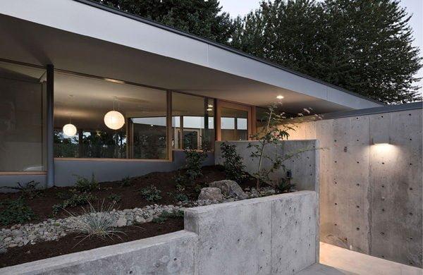 biet thu hien dai 136 Biệt thự vườn tuyệt đẹp tại Mỹ qpdesign