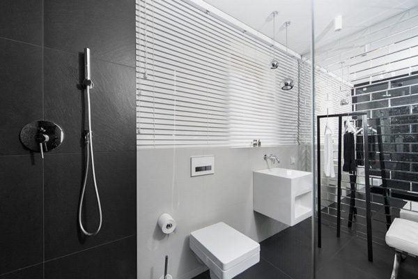 biet thu hien dai 152 Biệt thự phong cách minimalism tại Ba Lan qpdesign