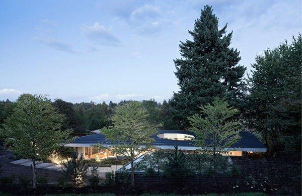 biet thu hien dai 156 Biệt thự vườn tuyệt đẹp tại Mỹ qpdesign