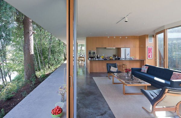 biet thu hien dai 77 Biệt thự vườn tuyệt đẹp tại Mỹ qpdesign