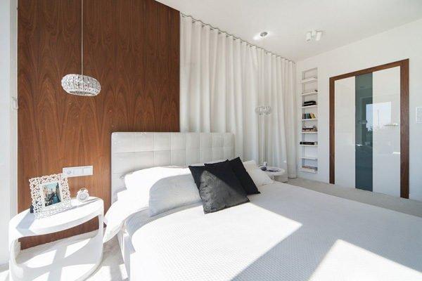 biet thu hien dai 92 Biệt thự phong cách minimalism tại Ba Lan qpdesign