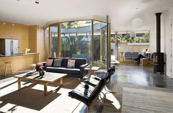 biet thu hien dai 97 Biệt thự vườn tuyệt đẹp tại Mỹ qpdesign