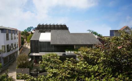 Biệt thự mặt trời đoạt giải kiến trúc nhờ ứng dụng công nghệ cao