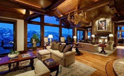 Biệt thự nghỉ dưỡng sang trọng tại Mỹ         .