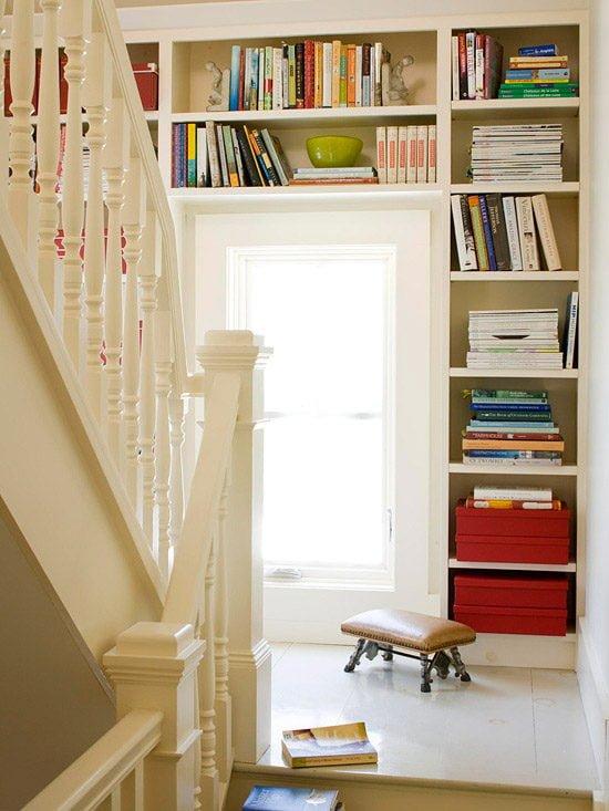 chieu nghi cau thang 5 Những gợi ý hay giúp tận dụng chiếu nghỉ cầu thang qpdesign