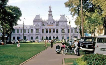 Lịch sử đường đi bộ Nguyễn Huệ qua hình ảnh