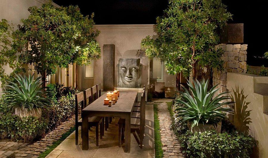 thiết kế một không gian ăn uống ngoài trời 3